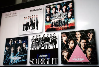 ☆NHK土曜日 SONGSより。3代目 J Souel Brothers。