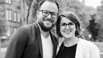 Helge Garrels und Stefanie Hartmann