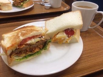 井筒屋近くのサンドイッチのお店 ★SandwichFactory OCM★