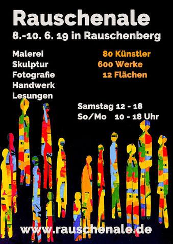 Rauschenale, Pfingsten,Ausstellungen,Fotografie,Malerei,Skulptur,Literatur,Musik,Fetsival,Rauschenberg