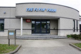 """The """"Horse Inn"""" is spart of LGG's 'Flyin Farm'  -  photo: hs"""
