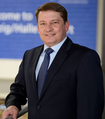 Dirk Naether has been appointed new CEO of CargoLogic Germany - Photo: Private