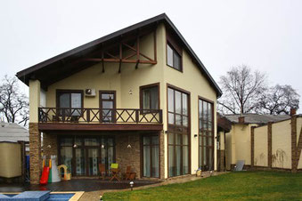Okna dacha
