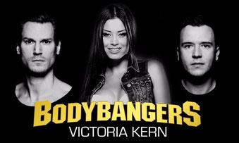 Victoria Kern und die Bodybangers