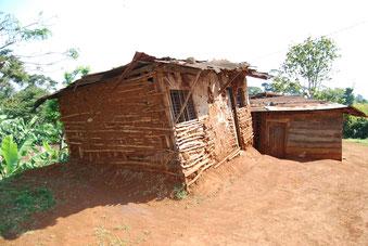 Hütte in Shimbwe