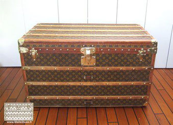 malle courrier louis vuitton mark 2