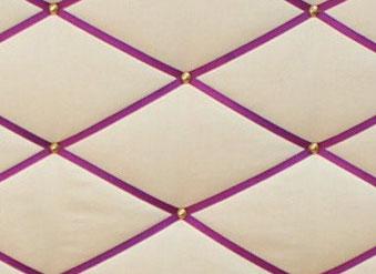 Capiton violet    malle louis vuitton