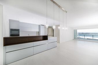Immobilienfotografie Moderne Wohnung by dg photo creator Fotograf Zürich
