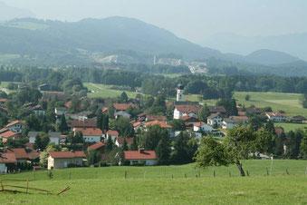 Ausblick von Immelberg über Lauterbach