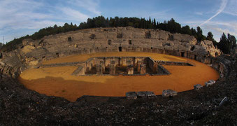 Anfiteatro de Itálica. ©Emilio Castro