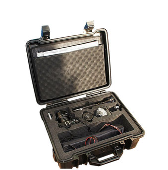 Elektrolumineszenzkamera, Typ pvVision (Canon Eos M3)