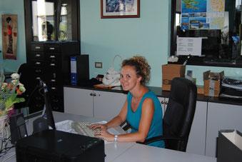 Gazzo Sabrina  Direttrice amministrativa