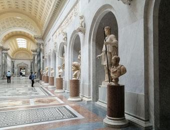 Ватиканские музеи, галерея Кьярамонти