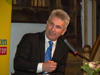Gastredner Prof. Dr. Pinkwart