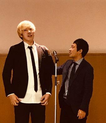 名古屋お笑い芸人 ファニーチャップ 病院で漫才