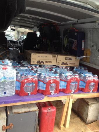 平成28年熊本地震の物資