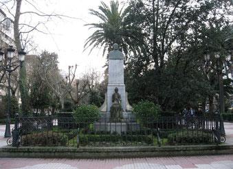 Juan Muñoz Chaves en Cáceres. Lider del partido liberal en la ciudad, fallecido en 1917.