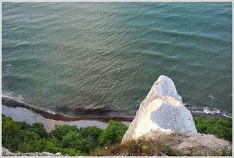 Kreidefelsen-Insel Rügen