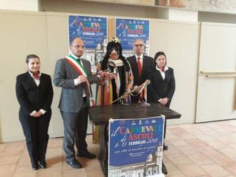 Si apre l'edizione 2018 del Carnevale di Ascoli Piceno