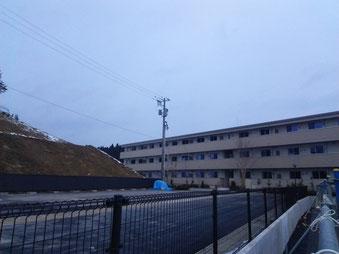 町営枡沢復興住宅