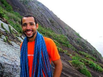Pedro - der Kletter-Guide