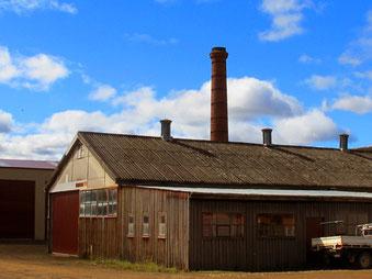 das historische Gewerbeobjekt von Monika in New Norfolk