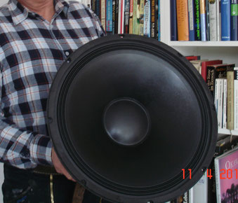 Basshornbau Horntreiber