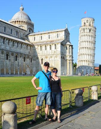 Pisa, Italien, LindiBus