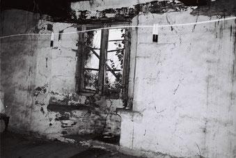 Etat intérieur du Presbital Kozh en 1984