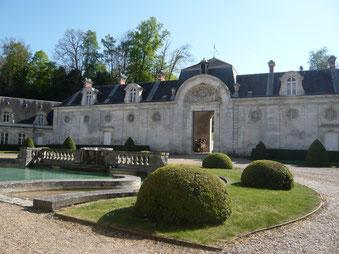 Chateau de Bizy à Vernon