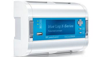 meteocontrol relies on habemus! for monitoring hardware blue'Log X-Series.