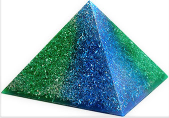 Orgonit-Pyramide XL