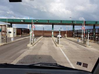 L'ingresso del porto di Brindisi
