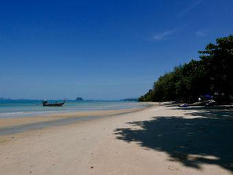 Strand bei Krabi