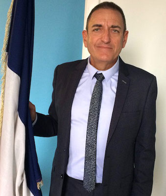 Pascal HAMES, président de l'AAALAT Languedoc-Roussillon