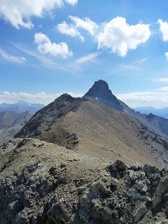 randonnée sportive briançon, montgenèvre, cervières hautes alpes