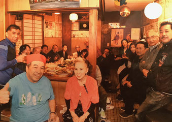 福生ラーメンポロ春では、貸し切りパーティも行えます。