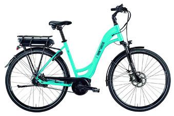 Tour de Suisse Lago City e-Bikes 2018
