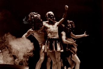 La colère des Dieux - Théâtre du Versant - Biarritz - Spectacles d'été