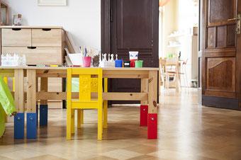 Wir betreuen Kinder ab 0 Jahre in Leipzig, in kleine Gruppen und als Ersatzbetruung für die Kindertagespflege.