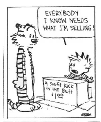 Source: Calvin and Hobbes
