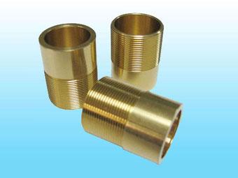 銅CNC加工 精度0.01