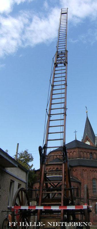 Magirus-Leiter 16 Meter