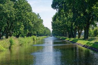 Mecklenburg Störkanal