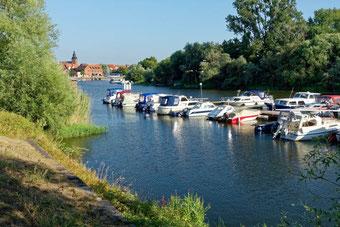 Yachthafen Havelberg