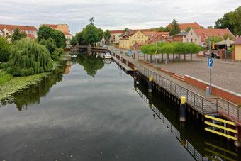 Am Alten Hafen Rathenow