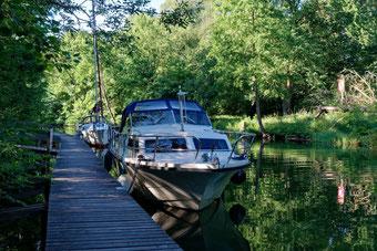 Mecklenburg Bolter Kanal Anleger