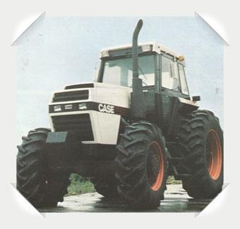 Case 2594 Traktor
