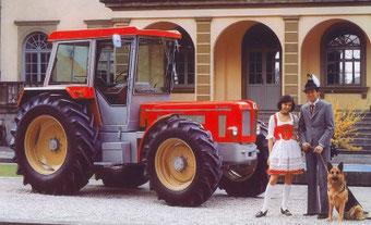 1976: Schlüter Super 1500