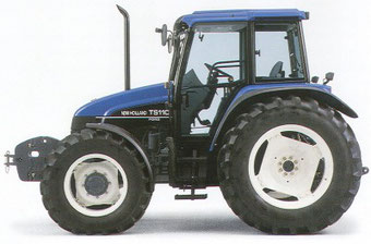 NH Ford TS110